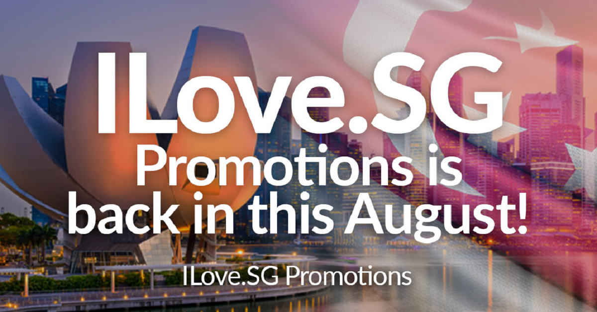ILove.SG Promotions – .SG Domain and .PER.SG Domain Crazy Promo