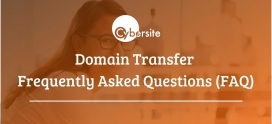Domain Transfer Frequently Asked Questions (FAQ)