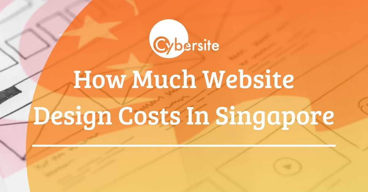How much website design costs in Singapore?