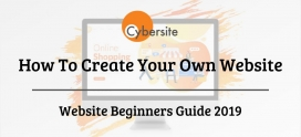Website beginners guide 2019: Teach you how to create your own website