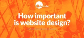 How important is website design?